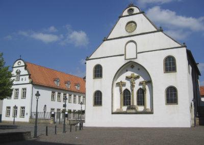 12 | Gymnasialkirche | Kleine Kirche