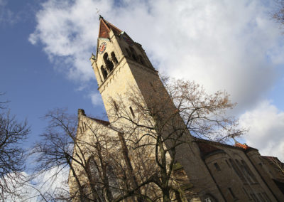 10 | Bergkirche